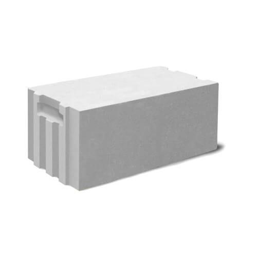 Блок стеновой газобетонный с системой «паз-гребень»