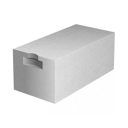 Блок стеновой газобетонный гладкий
