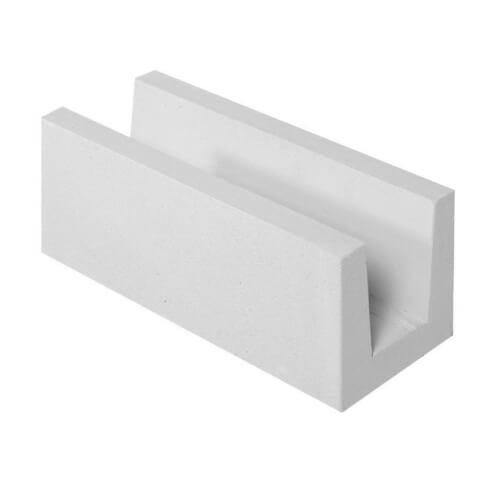 Блок U-образный газобетонный